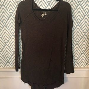 Free people tunic XS